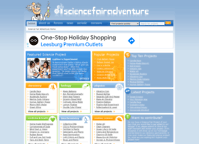 Sciencefairadventure.com thumbnail