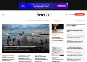Sciencemag.org thumbnail