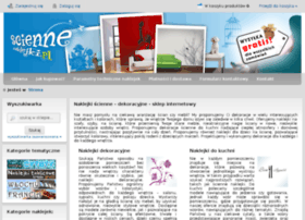 Sciennenaklejki.pl thumbnail