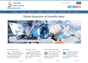 Scientificoajournals.org thumbnail
