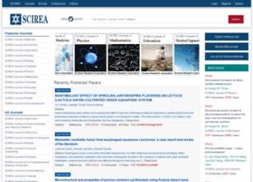 Scirea.org thumbnail