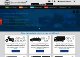 Scoalarutiera.ro thumbnail