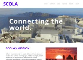 Scola.org thumbnail