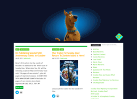 Scoobyfan.net thumbnail