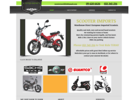 Scooterimports.co.nz thumbnail