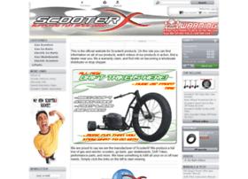 Scooterx.biz thumbnail