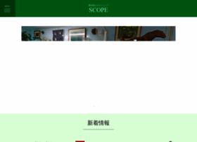 Scope-jp.net thumbnail