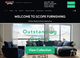 Scopefurnishing.co.uk thumbnail