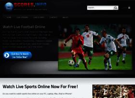 Scores.info thumbnail