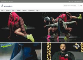 Scorpionshoes.co.uk thumbnail