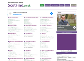 Scotfind.co.uk thumbnail