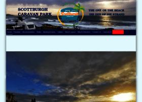 Scottburghcaravanpark.co.za thumbnail