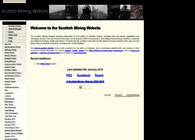 Scottishmining.co.uk thumbnail