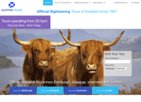 Scottishtours.co.uk thumbnail