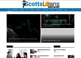 Scottsloans.co.uk thumbnail