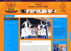 Scoutsguides.in thumbnail