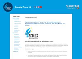 Scoutszona19.com.ar thumbnail