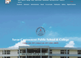 Scpsc.edu.bd thumbnail