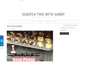 Scratchthiswithsandy.com thumbnail