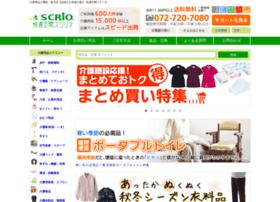 Scrio.co.jp thumbnail