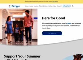 Scrippshealth.org thumbnail