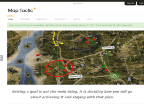 Scrum.maptactic.com thumbnail