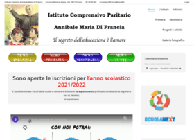 Scuolaannibaledifrancia.it thumbnail
