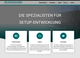 Sd-technologies.de thumbnail
