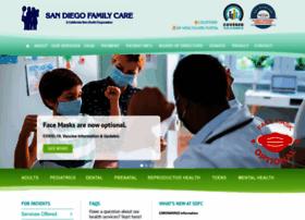 Sdfamilycare.org thumbnail