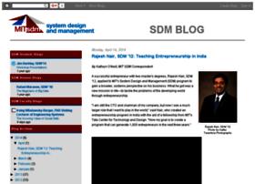 Sdm-blog.mit.edu thumbnail