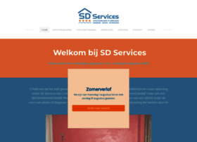 Sdservices.be thumbnail