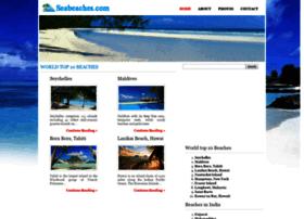 Seabeaches.com thumbnail