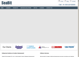 Seabittechnologies.com thumbnail