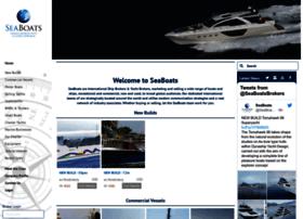 Seaboats.net thumbnail