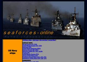Seaforces.org thumbnail