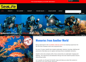 Sealife-cameras.com thumbnail