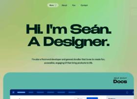 Seanhalpin.design thumbnail