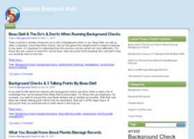 Search-electoral-roll.com thumbnail