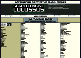 Searchenginecolossus.com thumbnail