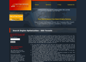 Searchengineoptimizationtoronto.com thumbnail