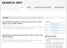 Searchinfi.in thumbnail