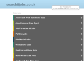 Searchitjobs.co.uk thumbnail