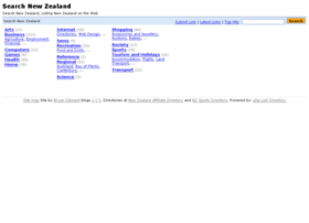 Searchnewzealand.co.nz thumbnail