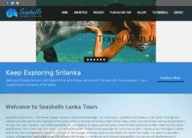 Seashellslankatours.com thumbnail