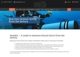 Seaskin.co.uk thumbnail