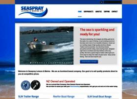 Seasprayleisure.co.nz thumbnail