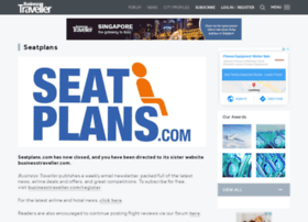 Seatplans.com thumbnail