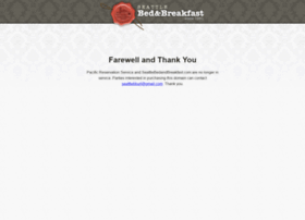 Seattlebedandbreakfast.com thumbnail