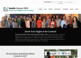 Seattlecensus.org thumbnail