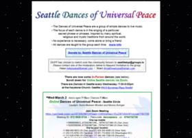Seattledancesofuniversalpeace.org thumbnail